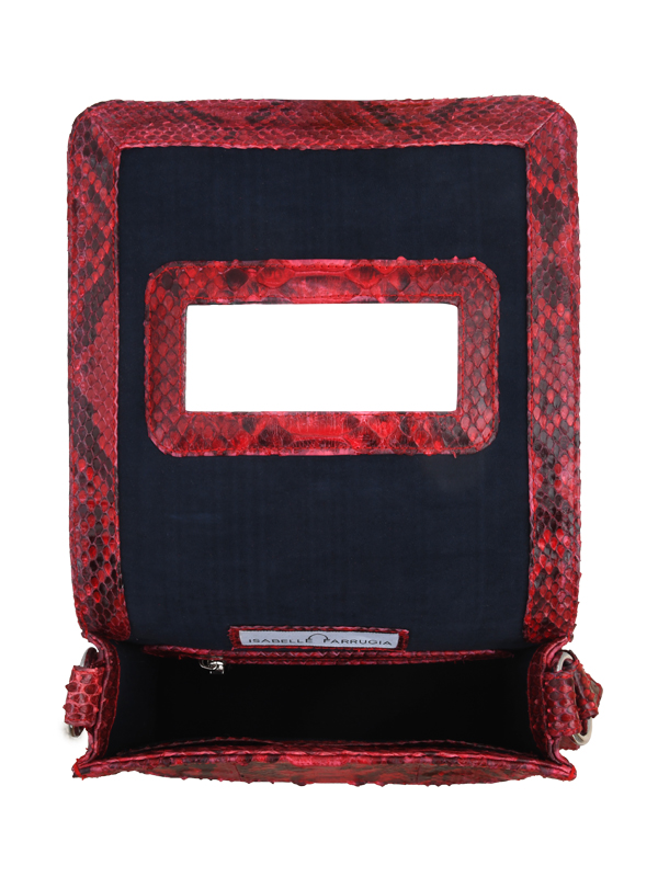 Salvatore batik rouge