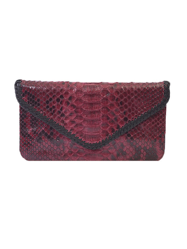 pochette renee bordeaux